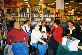 Borders Bookstore Booksigning